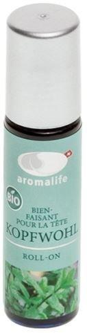 Roll-on Kopfwohl, die Duftpflege mit natürlichen Inhaltsstoffen