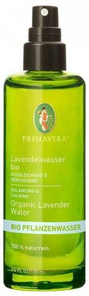 Lavendelwasser Hydrolat Bio von Primavera 100ml