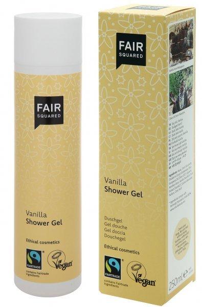250ml Duschgel Vanille - Naturkosmetik
