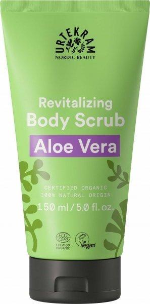 Körperpeeling von Urtekram mit Aloe Vera Extrakt