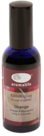 Kissenspray Aromalife mit Orangengeschack