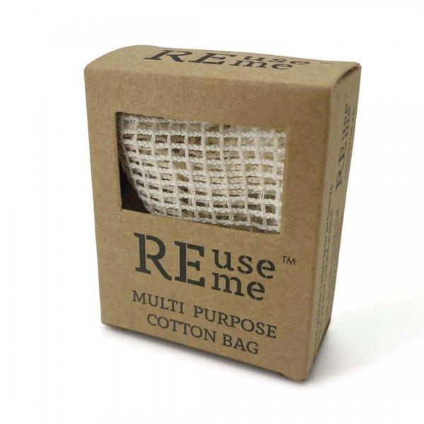 Seifentasche aus Baumwolle - Mehrzweckbeutel reuseme