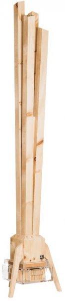 Zirbenlüfter Classic - Raumlüfter aus hochwertigem Zirbenholz