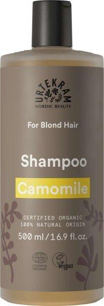 Kamille Shampoo für Blondes Haar 500ml Urtekram