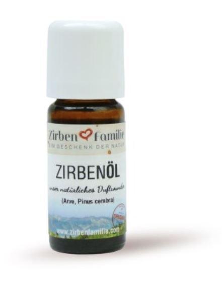 Zirbenöl 10ml, das natürliche Duftwunder der Zirbenfamilie