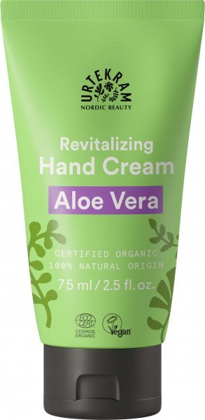 Handcreme Aloe Vera Urtekram - vegan & Cosmos Organic