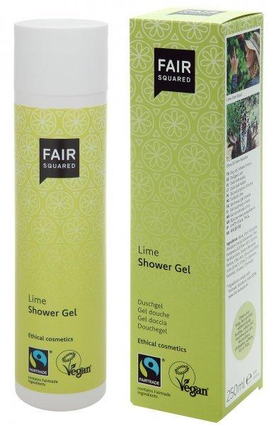natürliches Duschgel Lime 250ml