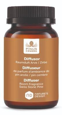 Pinus Cembra Nachfüllung für den Diffusor mit 150ml Inhalt