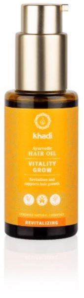 Ayurvedisches Haaröl Vitality Grow Khadi