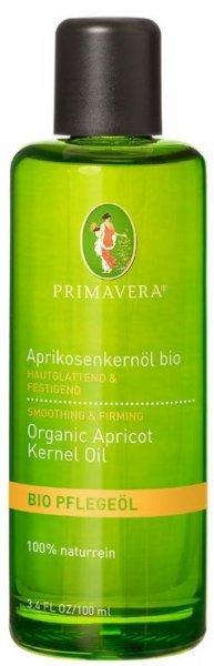 Hautglättendes Körperöl mit Aprikosenkernöl 100ml