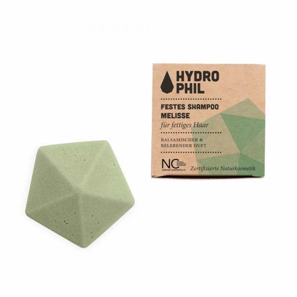 Festes Shampoo Melisse für fettiges Haar von Hydro Phil