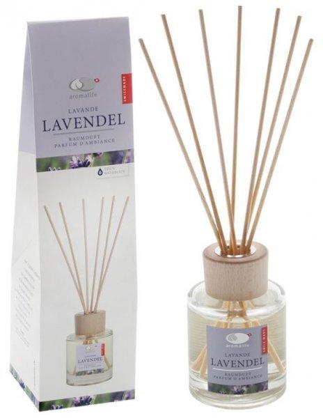 Lavendel Raumduft, Duftstäbchen 110ml von Aromalife