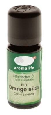 Orange süss Bio ätherisches Öl 10ml