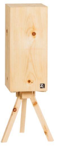 Zirbenlüfter Duftlampe Cube 2