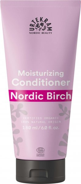 Nordische Birke Conditioner 180ml Urtekram