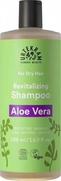 Aloe Vera Shampoo für trockenes Haar