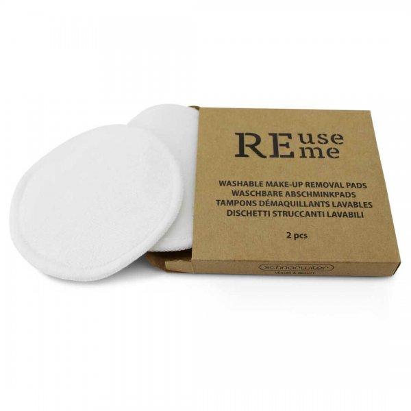 waschbare Abschminkpads reuseme (2Stk.)