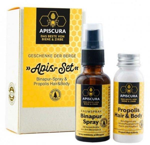 Das Beste von Zirbe & Biene von Apiscura