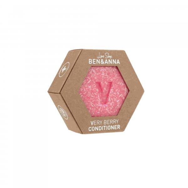 Fester Conditioner Very Berry von Ben & Anna
