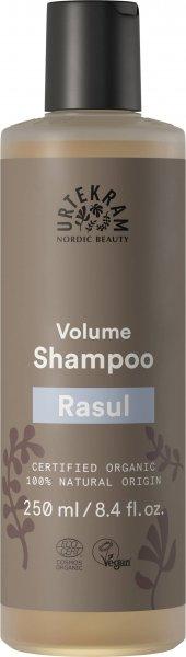 Rasul Shampoo für voluminöses Haar von Urtekram