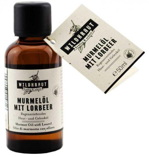 Haut & Gelenköl von Wildkraut - 50ml