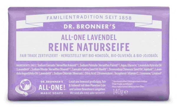 Naturseife Lavendel Dr. Bronner's