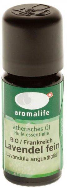 Bio Lavendel Öl ätherisch von Aromalife aus Frankreich - 10 ml