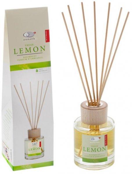 Lemon Raumduft, Duftstäbchen 110ml von Aromalife