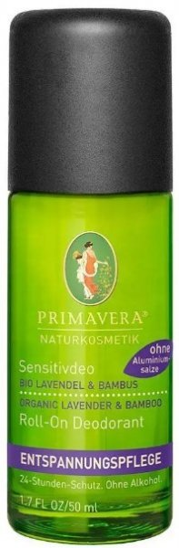 Primavera Sensitivdeo 50ml Roll-On