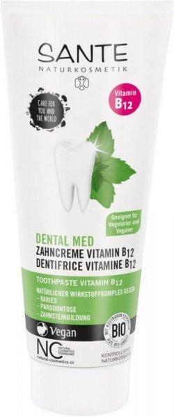 Dental Med Zahncreme Vitamin B12