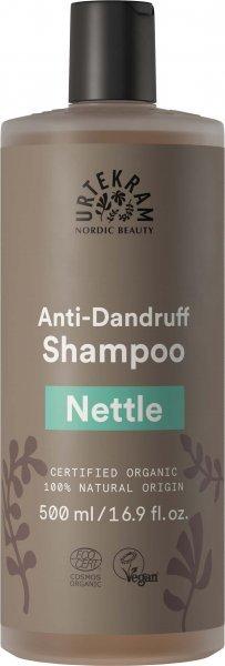 Anti-Schuppen-Shampoo Brennnessel für die Haare von Urtekram