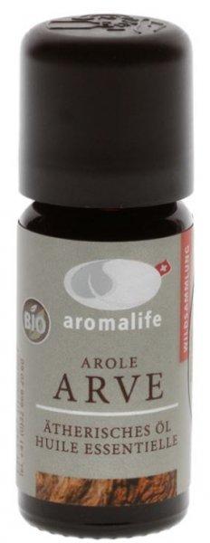 Ätherisches Arvenöl Bio 10ml von Aromalife