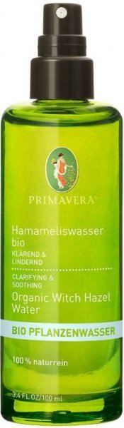 Hamameliswasser Bio 100ml Primavera