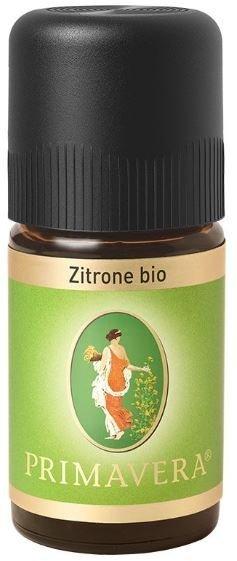 Zitrone Bio, ätherisches öl 10ml