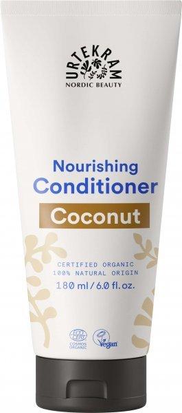 Kokosnuss Conditioner Pflegespühlung 180ml von Urtekram