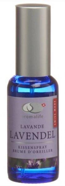 Kissenspray von Aromalife mit Lavendel - 50ml Inhalt