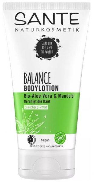 Bodylotion Balance Aloe Vera & Mandelöl SANTE