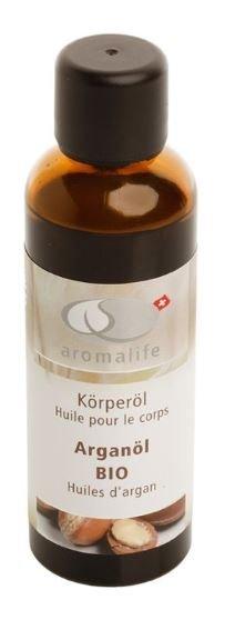 Arganöl Bio Körperöl 75ml