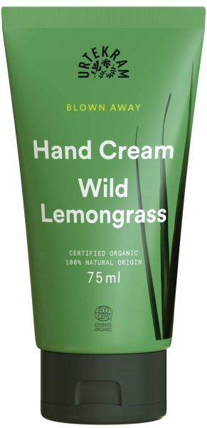 Lemongrass Handcreme 75ml Urtekram