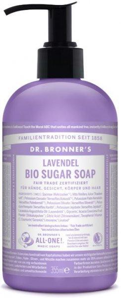 Flüssigseife Lavendel 355ml Dr. Bronner's
