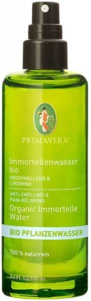 Immortellenwasser Bio 100ml Primavera