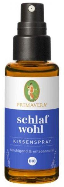 Primavera Kissenspray Schlafwohl - Bio mit 30 ml