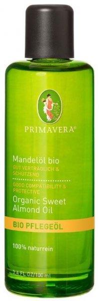biologisches Mandelöl mit 100ml Inhalt