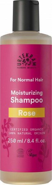 Rose Shampoo normales Haar 250ml Urtekram