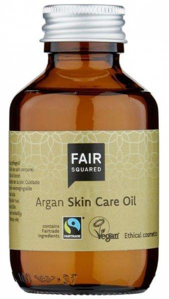 Argan Hautöl von Fairsquared für die perfekte Gesichtspflege