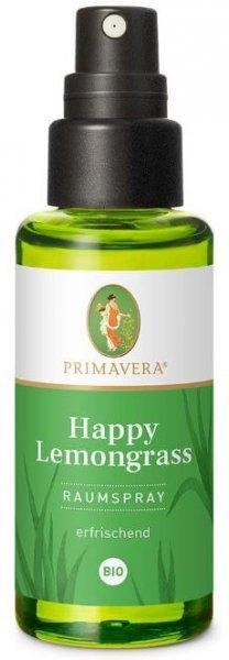 Happy Lemongrass Bio Raumspray 50ml Primavera