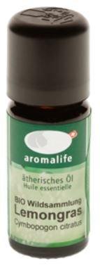 Aromalife Ätherisches Öl 10ml mit Lemongras