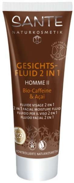 Homme II Gesichtsfluid 2 in 1 50ml SANTE