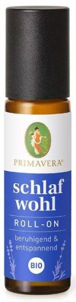 Schlafwohl Duft-Roll-on 10ml von Primavera - beruhigend & entspannend
