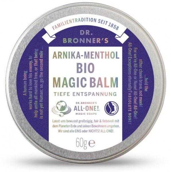 Arnika-Menthol Magic Balm 60g Dr. Bronner's